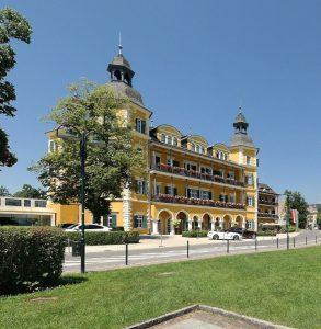 Schlosshotel Velden Wörthersee